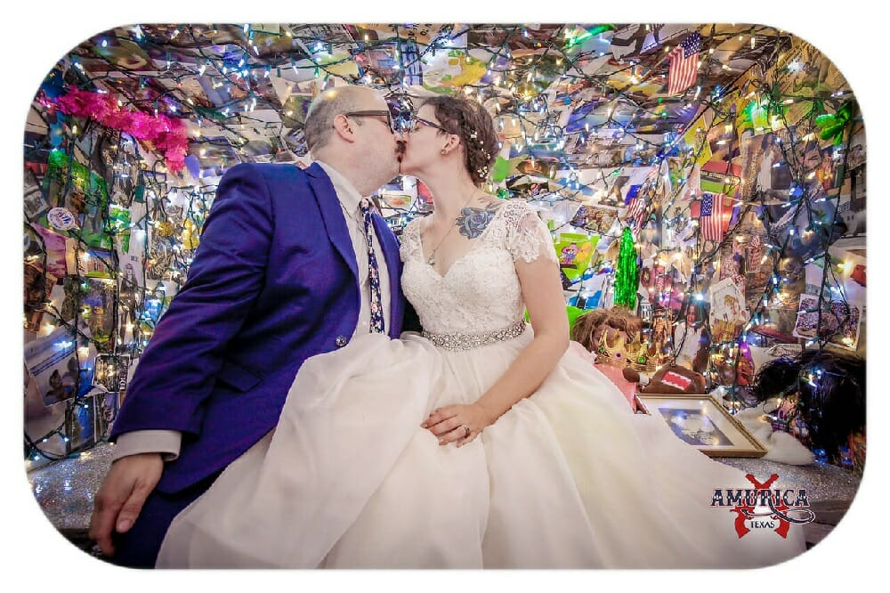 austin photobooth rental for wedding bride and groom photo